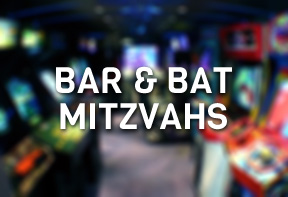 Bar & Bat Mitzvahs